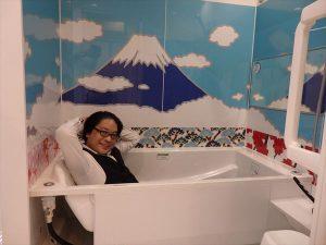 ノーリツ自動で浴槽をお掃除♪ユパティオ給湯器付きで半額!