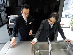 リフォーム京都 システムキッチン