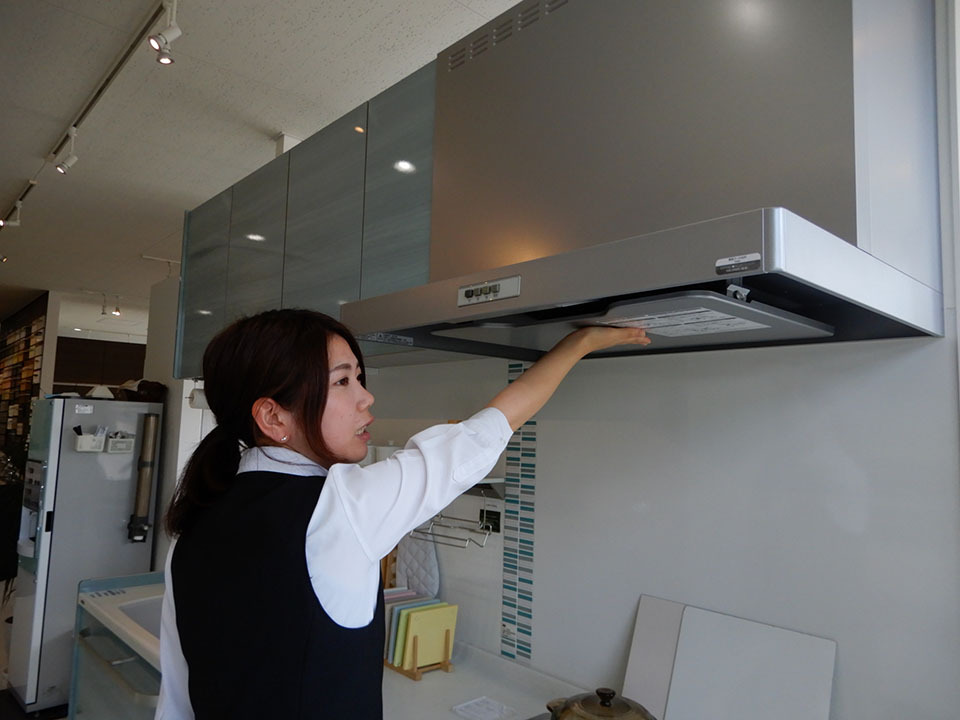 リフォーム京都 トクラスシステムキッチン