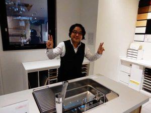 リフォーム京都 システムキッチン_02